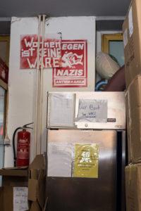 Berliner Obfachlosenhilfe – unsere Räumlichkeiten
