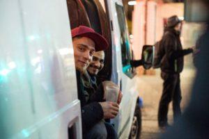 Hilfstouren Berliner Obdachlosenhilfe