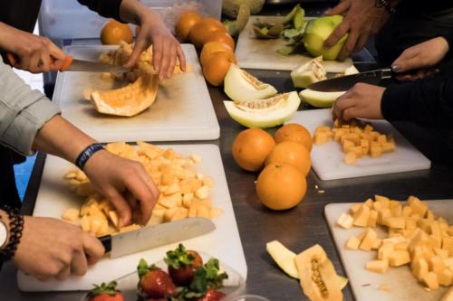 Open Kitchen - Berliner Obdachlosenhilfe